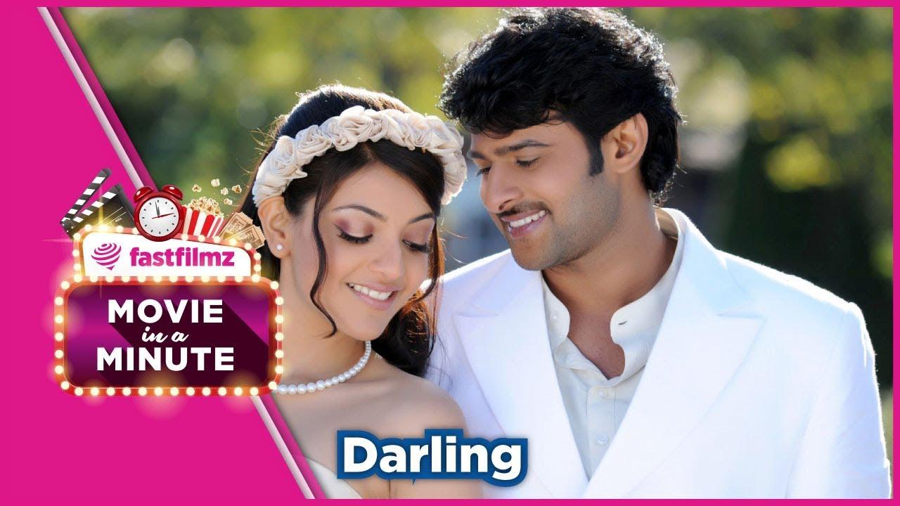 Darling 2010 Movie In A Minute Telugu Youtube
