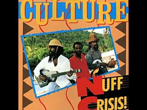 Culture - Crack In New York - (Nuff Crisis)