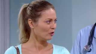 Fanni beszédet mond a kórházban - tv2.hu/jobanrosszban