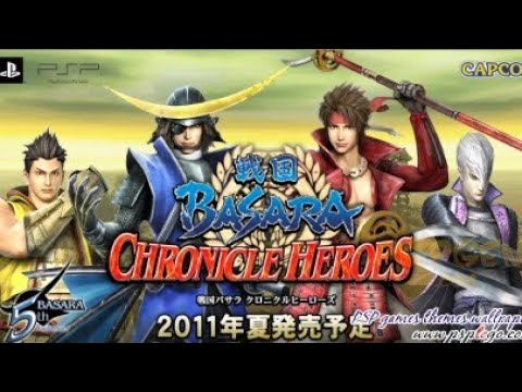 Game Basara 2 Heroes For Android [Free Download]