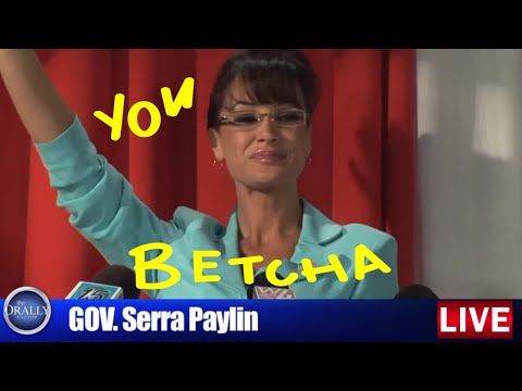 Who's Nailin' Paylin Starring Lisa Ann press conference scene from YouTube · Duration:  2 minutes 36 seconds