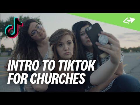 TikTok:13 Things Your Church Needs To Know