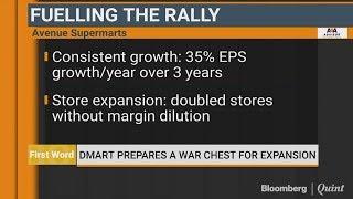 D-Mart Prepares A War Chest For Expansion