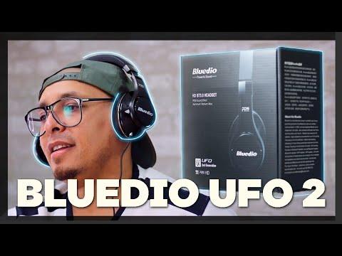 BONITO ele é MAS.. E a QUALIDADE do som? Headphone Bluedio Ufo 2! Unboxing