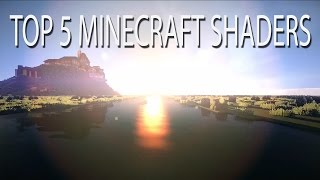 Top 5 Minecraft Shaders - 1.7.10