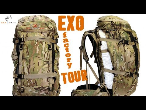 EXO Mountain Gear Factory Tour