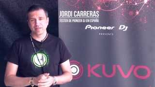 Pioneer DJ en Sónar 2014 y presentación de Kuvo