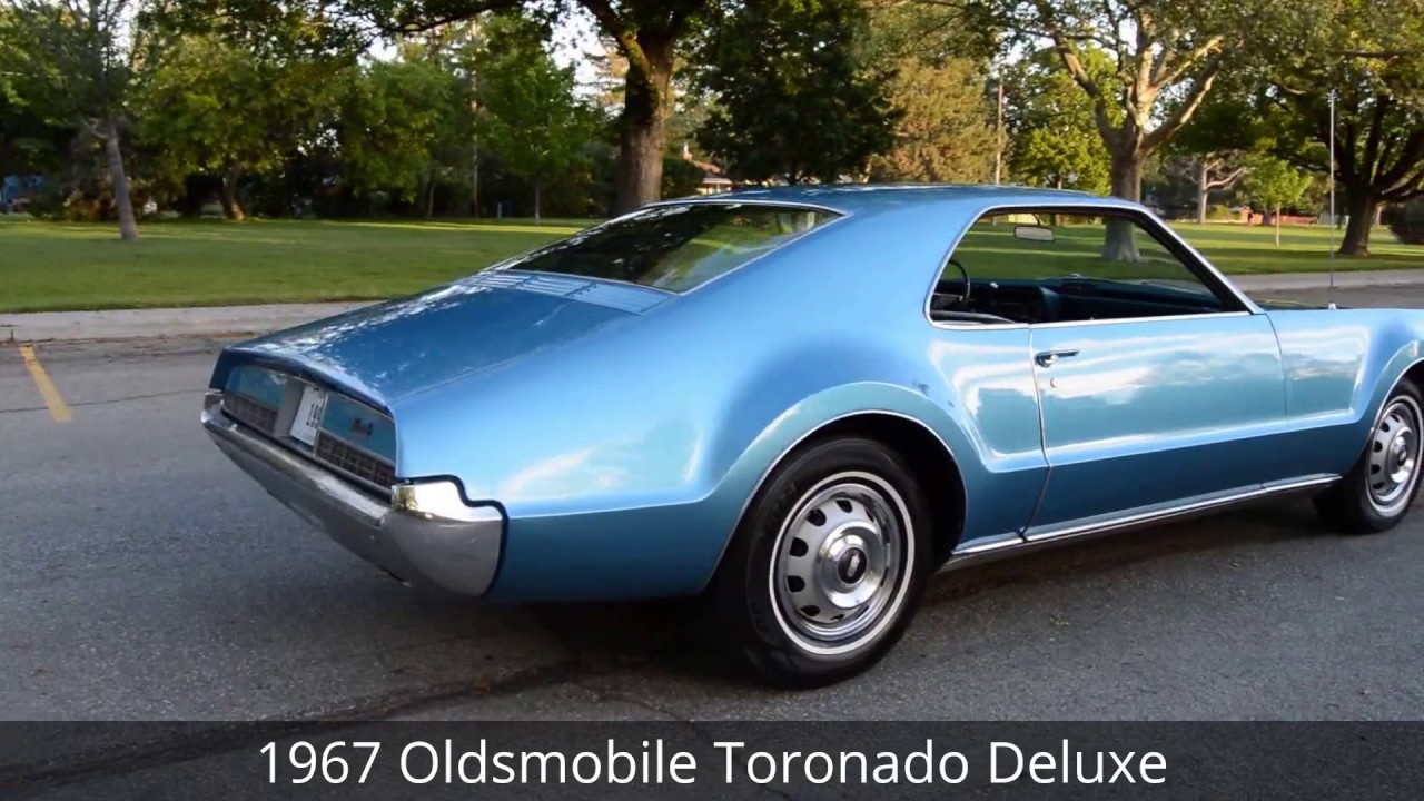 1967 Oldsmobile Toronado Deluxe - Ross\'s Valley Auto Sales - Boise ...
