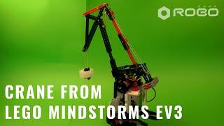 Crane Lego Mindstorms Ev3
