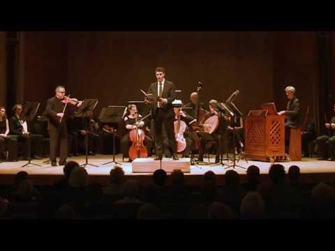 "J.S.Bach Cantata 97.4 - ""Ich traue seiner Gnaden"""