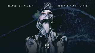 Max Styler - Generations Dim Mak Records