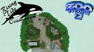 Zoo Tycoon 2: Rising Tide Oceanarium Part 1 - Garden Walkway