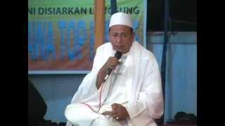 Habib Lutfi Yahya.di khoul Syekh Rahmati...