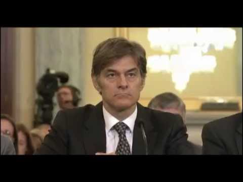 TV Diet Scammer Dr. Oz Admits 'Weight Loss Miracles' Are Fake