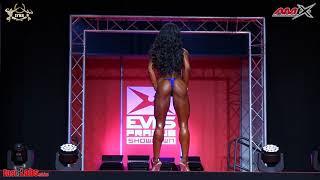 2017 EVLS Prague PRO - Bikini Individual Presentation
