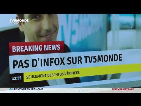 Coronavirus: la foire aux infox et fake news sur les réseaux sociaux