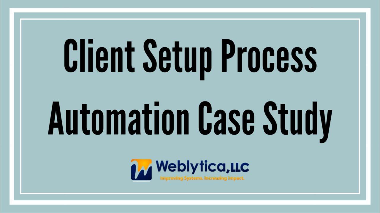 boise automation case analysis