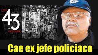 Cae Felipe Flores, ex jefe policiaco de Iguala, por caso Ayotzinapa