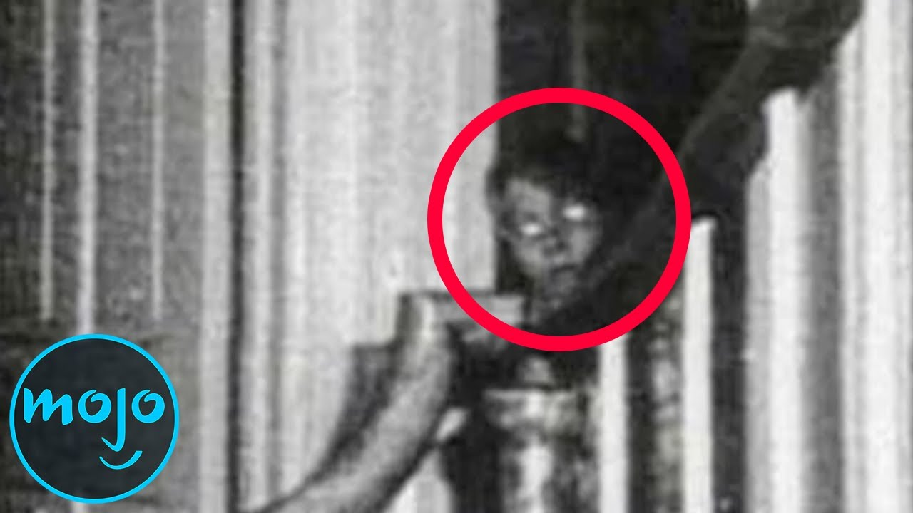 Download Top 10 Times Ghosts Were Actually Caught On Camera