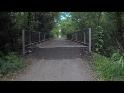North East Texas Trail NETT Farmersville To Celeste