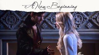 Killian & Emma    The Pirate & The Princess Pt 2: The New Beginning [AU]