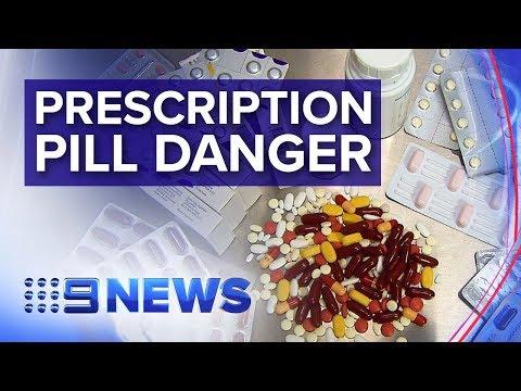 Common prescription pills linked to increased allergy risk   Nine News Australia
