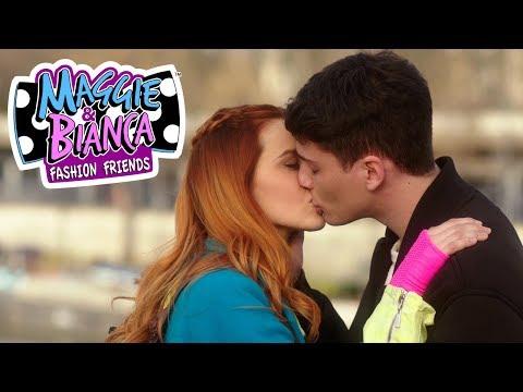 Maggie & Bianca Fashion Friends | Operazione Parigi: il bacio tra Maggie e Jacques! 💏