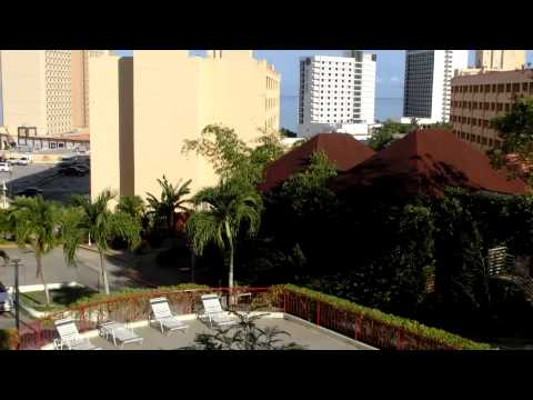 TUMON CITY - GUAM ( U.S.A. ) [ A Video Scenery fr: CAPITAL HOTEL ]