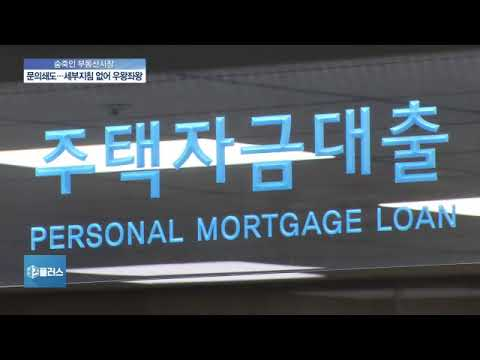 """""""주택담보대출 이젠 못 받나요?""""…은행에 문의 쏟아져"""