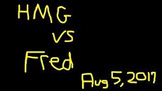 HMG Vs Fred Fuchs - August 5, 2017
