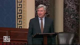 WATCH: Sen. Whitehouse's full statement on Trump's impeachment trial | Trump impeachment trial