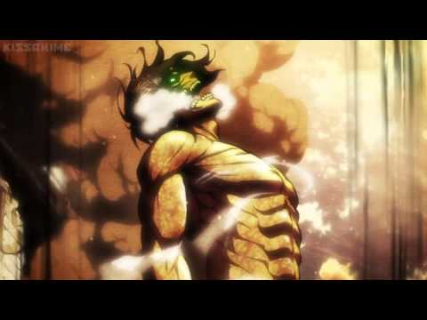 Attack On Titan AMV  Skrillex First Of The Year Equinox