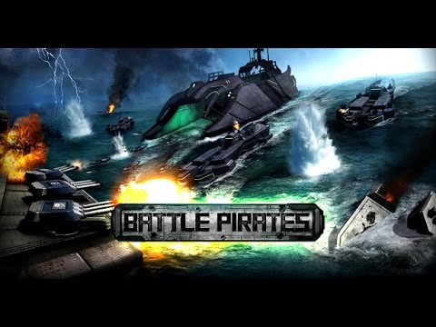 Battle Pirates-Unidentified Fleets