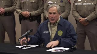 Abbott provides update on Operation Lone Star