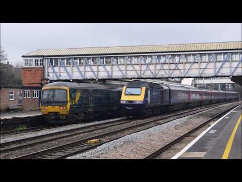 Newbury with Diversions 23/03/18