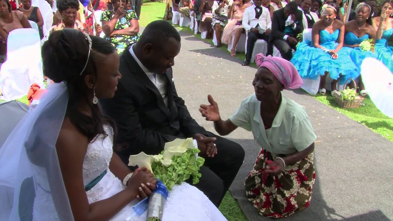 rodgers and anna zambia wedding highlights mp4   youtube