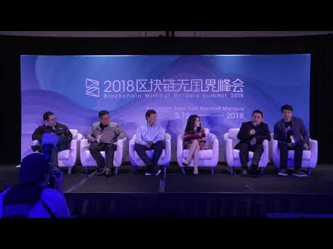 Blockchain Without Borders 2018 Panel: How to Discover Great Blockchain Projects From the VC Side