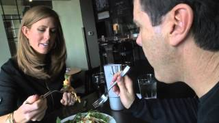 Extreme Cuisine: Pig Ear Pad Thai at Euclid Hall in Denver