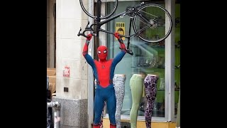Spiderman nuevo traje en Civil War