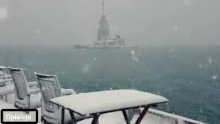 Opia Cover    Kar Yağar Kar Üstüne