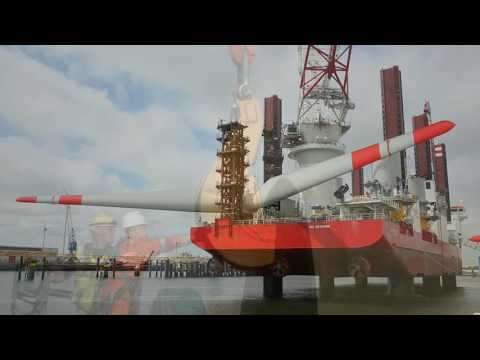Buss Offshore Solutions – Buss Terminal Eemshaven (formerly Orange Blue Terminal)