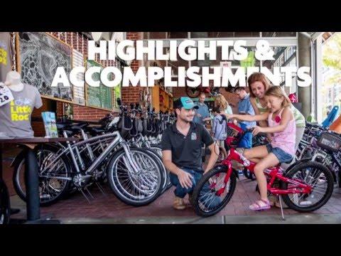 2012 - 2015 Little Rock Convention & Visitors Bureau Strategy & Plan Results