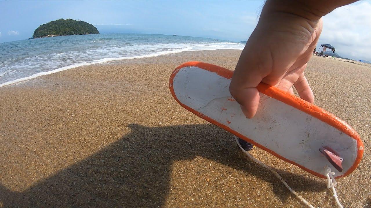 FINGER SURFING! LB SKATE