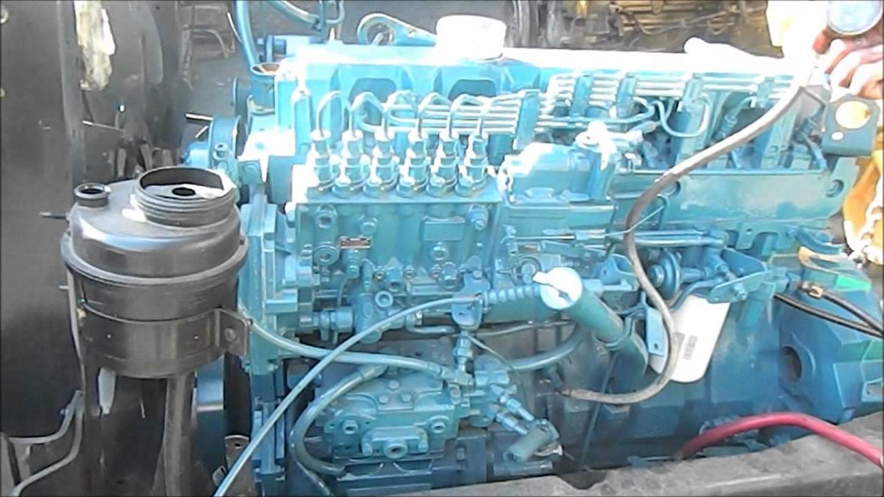 Motor Ngd Mecanico 190 Hp Youtube