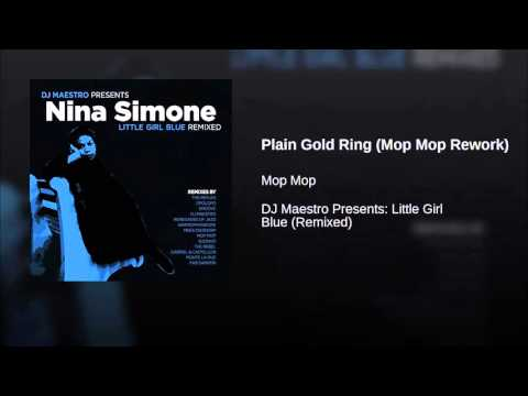 Nina Simone Plain Gold Ring Remix