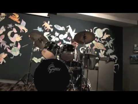 David O'Brien Drums 2014 CCES