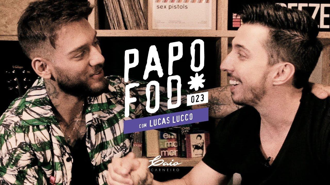 Papo Fod* 023 com Lucas Lucco | Caio Carneiro
