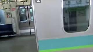 Departure music of Matsudo Station platform 2 松戸駅2番線発車メロディ