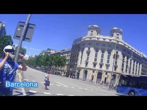 EuroMotoTrip 2016, Italy, France, Monaco, Spain, Andorra