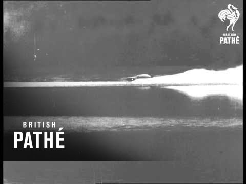 Campbell Killed - Pathe News Special  (1967)